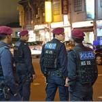ゲイランで121人が検挙される(20140605)