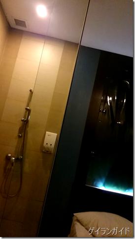 Classic hotel プレイルーム シャワー