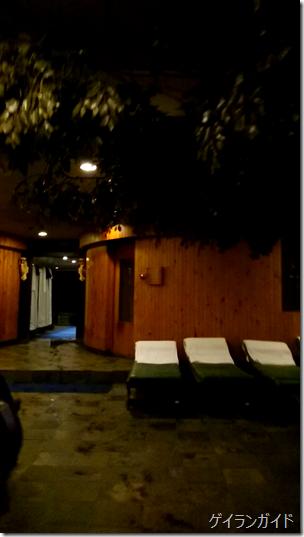 クラシックホテル  地下1階スパ サウナ