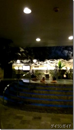 クラシックホテル  地下1階スパ 浴槽