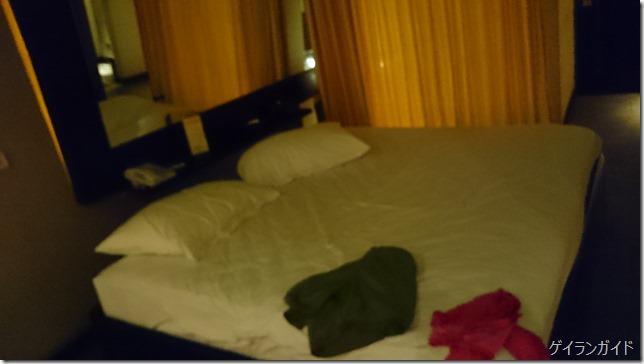 Alexis プレイルーム ベッド