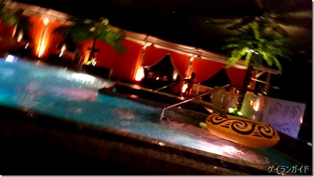 The pool 1001 Hotel プール