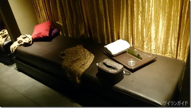 Alexis Hotel room