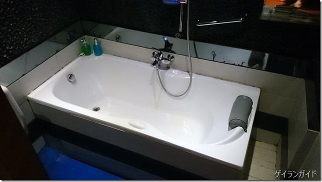 DeltA Massage Harmoni 浴槽