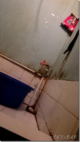Kalijodo 置屋 水桶