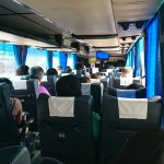 バンコクとパタヤ間のバス移動について