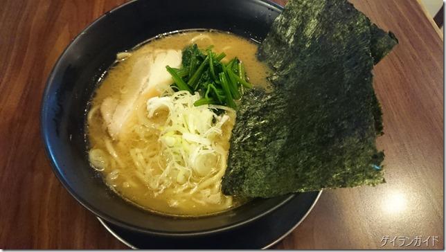 タニヤ通り 内田屋 ラーメン