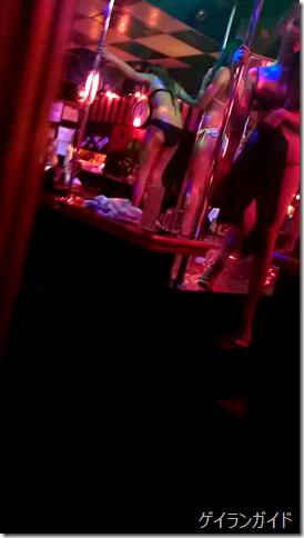ナナプラザ オブセッション ダンスステージ