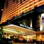 シンガポールのホテル Hilton Singapore(ヒルトンホテル)