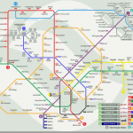 MRT(電車)でのゲイランへの行き方