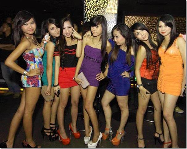 escort bali girls