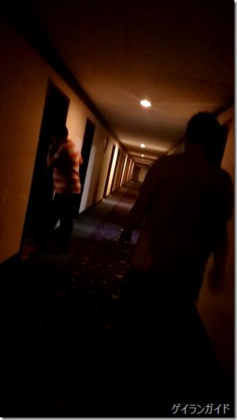 Raja Hotel ホテル内