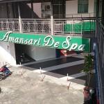 体験談 ジョホールバル Amansari de spa 女の子が選べるスペシャル有りスパ