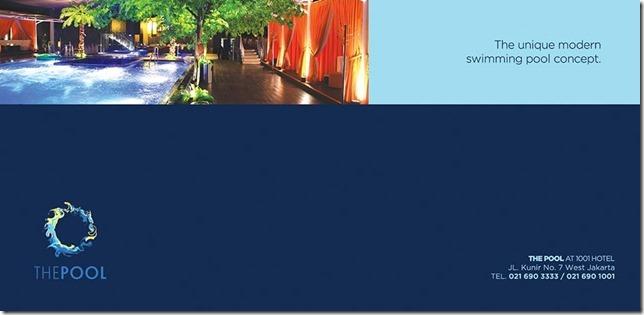 the pool 1001 hotel jakarta