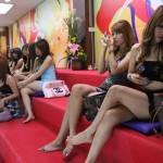 タイ MP(Massage Parlor)の遊び方