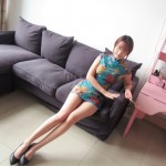 体験談 SMS風俗 中国:16 羅小伊ちゃん似の中国小姐に手コキ、リップサービス