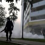 シンガポール ゲイラン近くでジカウィルス感染者が確認